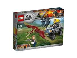 75926 LEGO® Jurassic World™ Pteranodon-Jagd:   Begib dich auf eine rasante, actionreiche Verfolgungsjagd, wie du sie aus de