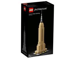 21046 - LEGO® Architecture - Empire State Building:   Mit diesem beeindruckenden LEGO®ArchitectureSet können Sie die immense Grö