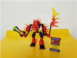 "Hero Factory 7147:   Fertiges Lego Modell von LEGO®    ""Hero Factory 7147""    Modell 79"