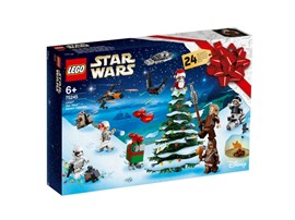 75245 - LEGO® Star Wars™ -:   Mit dem LEGO® Star Wars™ Adventskalender 2019 (75245) beginnen Fans jeden Ta