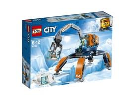 60192 LEGO® City Arktis-Eiskran auf Stelzen:   Mit dem LEGO® City Arktis-Eiskran auf Stelzen (60192) machst du unglaubliche