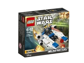 75160 LEGO® Star Wars™ U-Wing™ Microfighter*:   Mit diesem U-Wing Microfighter kannst du LEGO® Star Wars Abenteuer im Miniat
