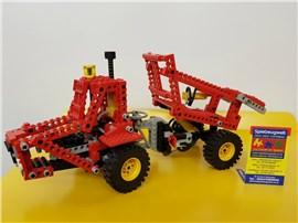 """Muldenkipper:   Fertiges Lego Modell von LEGO®    """"Muldenkipper von Lego Technic""""    M"""