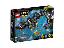 "76116 - LEGO® DC Universe Super Heroes™ - Batman™ im Bat-U-Boot:   Mit diesem LEGO®DCBatman™Set ""Batman im Bat-U-Boot"" (76116) kannst du Unt"