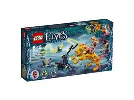 41192 LEGO® Elves Azari und die Falle für den Feuerlöwen*:   Hilf Azari und dem Feuerlöwen Rowan, dem Wächter des Feuers, ihre Magie zu v