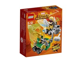 76091 LEGO® Marvel Super Heroes™ Mighty Micros: Thor vs. Loki*:   Stürz dich in das brüderliche Mighty Micros Duell zwischen Thor und Loki! Fa