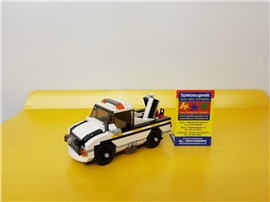 """Abschlepptruck 31006:   Fertiges Lego Modell von LEGO®    """"Abschlepptruck von Creator 31006"""""""