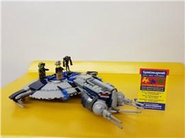 """Raumschiff 75042:   Fertiges Lego Modell von LEGO®    """"Raumschiff von Lego Star Wars 75042"""""""