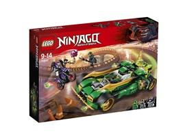 70641 LEGO® NINJAGO Lloyds Nachtflitzer:   Rase mit Lloyds Nachtflitzer los, um dir die Oni-Maske des Hasses zu holen u