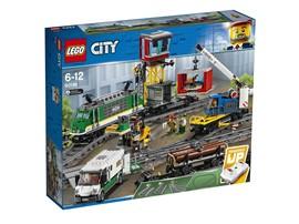 60198 LEGO® City Güterzug:   Belade den LEGO® City Güterzug (60198) und liefere die Waren pünktlich aus!