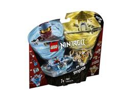 70663 LEGO® NINJAGO Spinjitzu Nya & Wu:   Schließ dich mit SpinjitzuNya & Wu zusammen und beschwört gemeinsam einen S