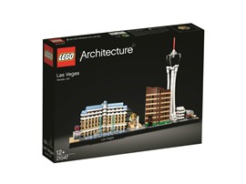 21047 LEGO® Architecture Las Vegas:   Erlebe die architektonische Pracht von Las Vegas, USA, mit diesem großartige
