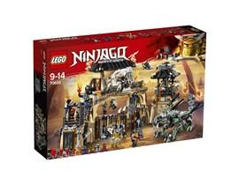 70655 LEGO® NINJAGO Drachengrube:   Eile mit den Ninja-Helden zur LEGO® NINJAGO® Drachengrube (70655), um die Dr