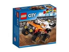 60146 LEGO® City Monster-Truck:   Jetzt kannst du eine waghalsige Show mit diesem fantastischen Monster-Truck