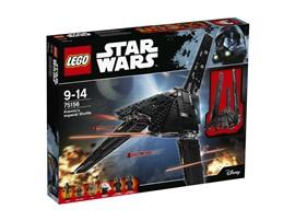 75156 LEGO® Star Wars™ 99.99:   Wird ein robuster Raumtransporter benötigt, ist Krennics Imperial Shuttle di