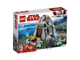 75200 LEGO® Star Wars™  Ahch-To Island™ Training*:   Trainiere mit Rey in der Berghütte auf Ahch-To Island. Perfektioniere ihre L