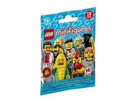 71018 LEGO® Minifigures SERIE 17:   Mit den Sammlerstücken aus der Serie 17 der LEGO® Minifiguren kannst du span