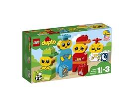 10861 LEGO® DUPLO® Meine ersten Emotionen - Gefühle erklären*:   Diese lustigen und bunten Figuren aus großen LEGO® DUPLO Steinen wurden spez