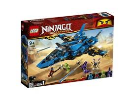70668 LEGO® NINJAGO Jays Donner-Jet:   Nya braucht deine Hilfe gegen die Schlangen – flieg zu ihr mit Jays Donner-J