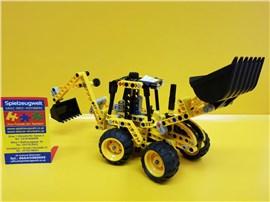 """Baggerlader 42004:   Fertiges Lego Modell von LEGO®    """"Baggerlader von Lego Technic 42004"""""""