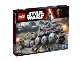 75151 LEGO® Star Wars™ Clone Turbo Tank™:   Das Gefecht von Kashyyyk tobt – und die Klonarmee braucht dringend Verstärku
