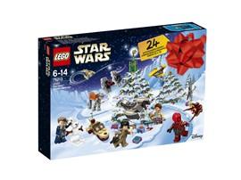 75213 LEGO® Star Wars™ LEGO® Star Wars™ Adventskalender*:   Öffne im Advent jeden Tag ein Türchen des galaktischen LEGO® Star Wars Adven