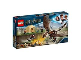 75946 - LEGO® Harry Potter™ - Das Trimagische Turnier: der ungarische Hornschwanz:   Hier haben alle kleinen Harry-Potter™-Fans die Chance, sich einem der gefähr