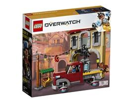 75972 - LEGO® Overwatch™ - Dorado-Showdown:   Mit dem Set LEGO®Overwatch® Dorado-Showdown (75972) können alle Fans des Sp