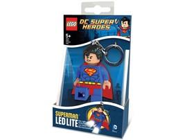 37104311 LEGO® Taschenlampe LEGO DC SH-Superman LED Minitaschenlampe:   Eine der bekanntesten und beliebtesten Superheros als LEGO Minitaschenlampe!