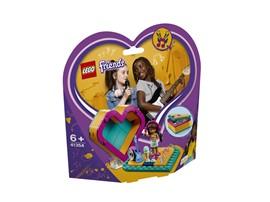 41354 LEGO® Friends Andreas Herzbox:   LEGO®Friends Andrea liebt Singen und Tanzen und nun kannst du sie in ihrer