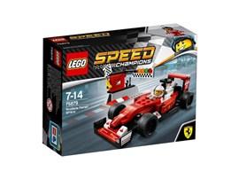 75879 LEGO® Speed Champions Scuderia Ferrari SF16-H*:   Mit diesem coolen LEGO® Speed Champions Set gehörst du zum Scuderia Ferrari