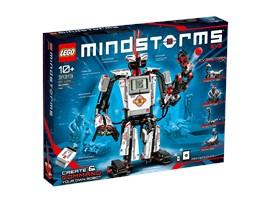 31313 LEGO® MINDSTORMS LEGO® MINDSTORMS® EV3:   Entfessle deine Kreativität mit dem LEGO® MINDSTORMS® EV3! Wenn du die fanta