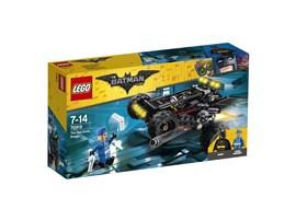 70918 The LEGO Batman Movie™ Bat-Dünenbuggy*:   Steige mit Batman? in den Bat-Dünenbuggy! Donnere über die Schlaglöcher in d