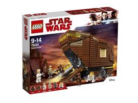 75220 LEGO® Star Wars™ Sandcrawler™:   Mit dem LEGO® Star Wars Sandcrawler (75220) kannst du unvergessliche Szenen