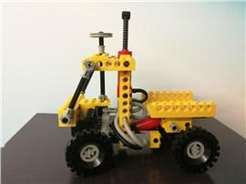 Unbekannt:   Fertiges Lego Modell