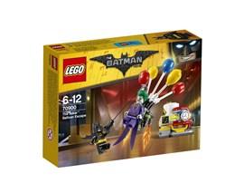70900 The LEGO Batman Movie™ Jokers Flucht mit den Ballons*:   Der Joker hat eine Bombe im Kraftwerk von Gotham City gelegt! Tu dich mit Ba