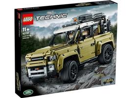 42110  LEGO® Technic  Land Rover Defender:   Schau dir denLEGO® Technic Land Rover Defender im Detail an!!   https://