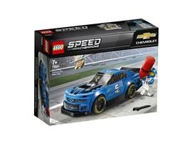 75891 LEGO® Speed Champions Rennwagen Chevrolet Camaro ZL1:   Einmal volltanken und dann durchstarten mit dem LEGO®SpeedChampions Rennwa