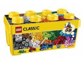 10696 LEGO® Classic LEGO® Mittelgroße Bausteine-Box:   Diese Kollektion aus LEGO® Steinen in 35 verschiedenen Farben ist für Baumei
