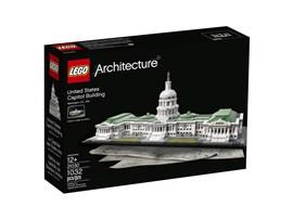 21030 LEGO® Architecture Das Kapitol:   Bauen Sie eines der architektonisch eindrucksvollsten und symbolträchtigsten