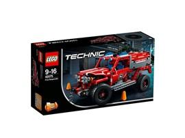 42075 LEGO® Technic First Responder:   Eile mit dem First Responder zur Brandstätte! Dieses 2-in1-Modell, eine toll