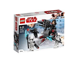 75197 LEGO® Star Wars™ First Order Specialists Battle Pack*:   Schicke mit dem First Order Specialists Battle Pack Verstärkung los! Bring d