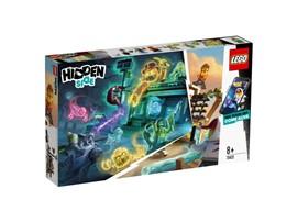 """70422 - LEGO® Hidden Side - Angriff auf die Garnelenhütte:   Kinder können mit dem Spielset """"Angriff auf die Garnelenhütte"""" (70422) von L"""
