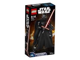 75117 LEGO® Star Wars™ Kylo Ren™:   Begleite Kylo Ren, den starken Anführer der First Order, ins Getümmel. Greif