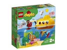 10910 - LEGO® DUPLO® - U-Boot-Abenteuer:   Genießen Sie mit Ihrem Kleinkind fantasievolles Spielen und unterstützen Sie