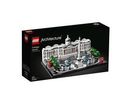 21045 - LEGO® Architecture - Trafalgar Square:   Erbauen Sie einen der berühmtesten Plätze der Welt als Modell aus LEGO®Stei