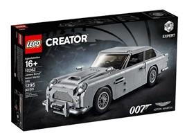 10262 LEGO® Creator Expert James Bond™ Aston Martin DB5:   Hol dir eine Lizenz zum Bauen – mit dem LEGO® Creator Expert Set James Bond™