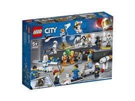 60230 - LEGO® City - Stadtbewohner – Weltraumforschung & -Entwicklung:   Das Set, das von der NASA inspiriert wurde und tolle Minifiguren und interes