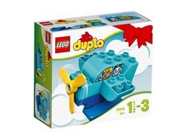 10849 LEGO® DUPLO® Mein erstes Flugzeug:   Das LEGO® DUPLO® Set Mein erstes Flugzeug wird kleine Piloten viele Stunden