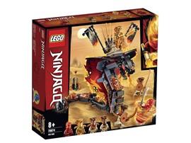 70674 - LEGO® NINJAGO - Feuerschlange:   Mit diesem LEGO®NINJAGO® Set können Kinder in die Rolle vom Ninjahelden Kai